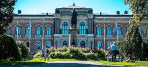 An old building of Uppsala University
